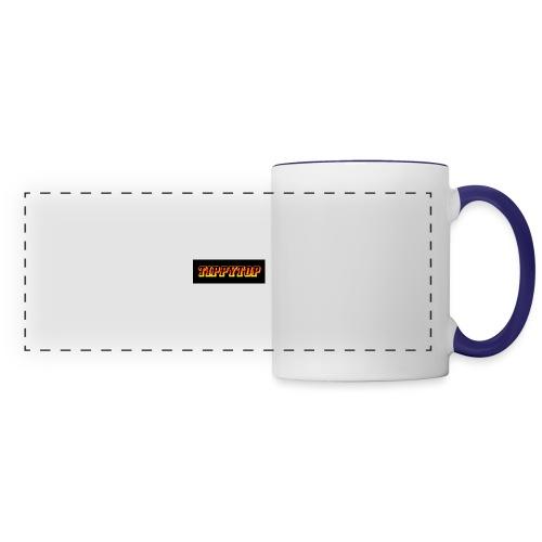 clothing brand logo - Panoramic Mug