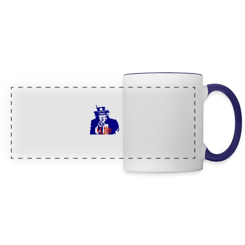 uncle-sam-1812 - Panoramic Mug