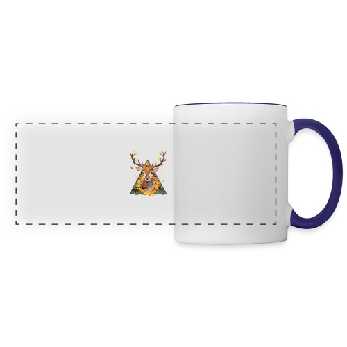 The Spirit of the Forest - Panoramic Mug