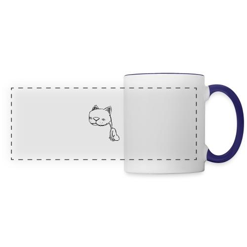 Meowy Wowie - Panoramic Mug