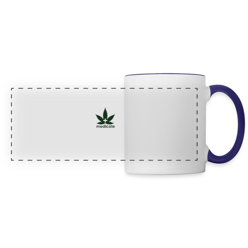 Medicate Supporter - Panoramic Mug