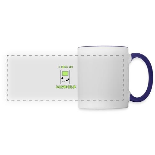 I love my Handheld - Panoramic Mug