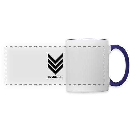 bulgebull_badge - Panoramic Mug