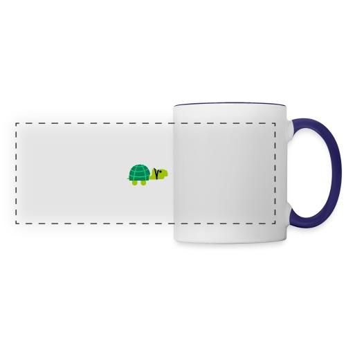 Life moves pretty fast - Panoramic Mug