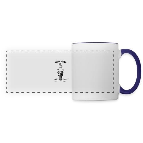 Retro Spark - Panoramic Mug
