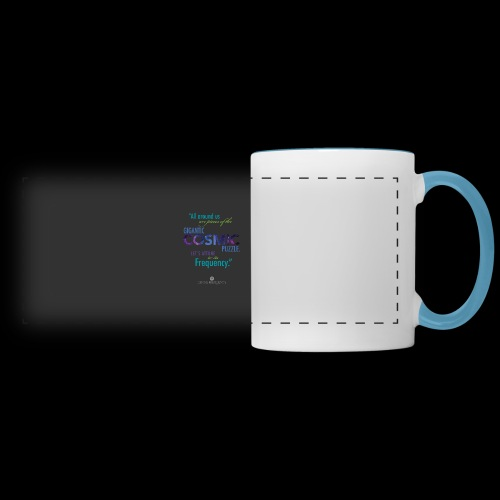 Cosmic Puzzle Mug - Panoramic Mug