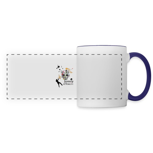 skull - Panoramic Mug