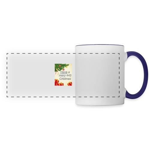 Have a Mary 445 Christmas - Panoramic Mug