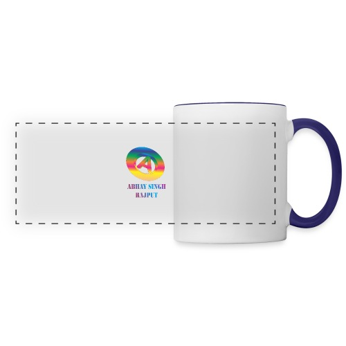 abhay - Panoramic Mug