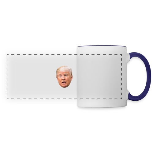 I will build a wall - Panoramic Mug