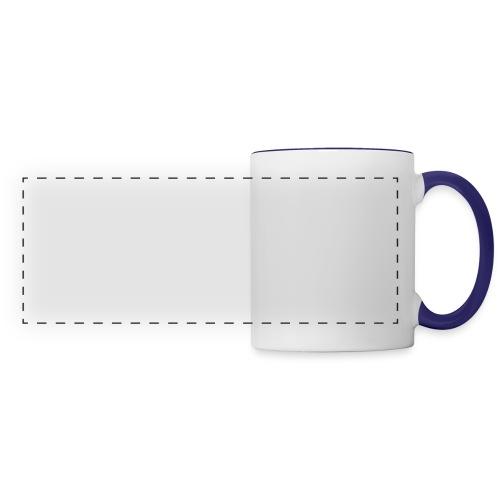 woodchipper back - Panoramic Mug