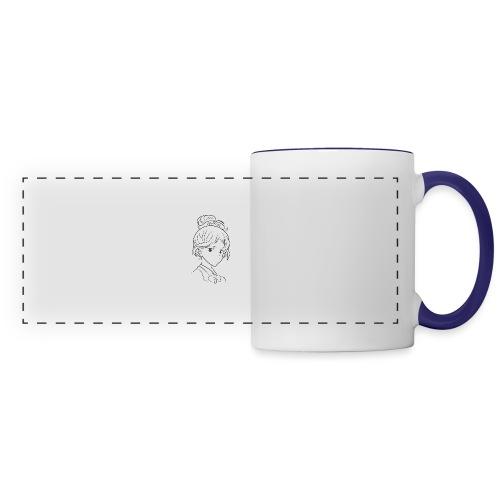 Girl - Panoramic Mug