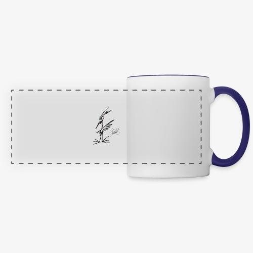 The Bird - Mug - Panoramic Mug