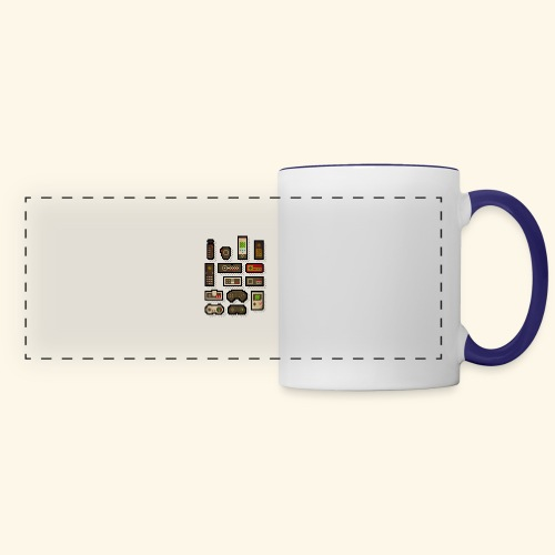 pixelcontrol - Panoramic Mug