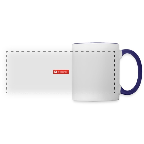 YOUTUBE SUBSCRIBE - Panoramic Mug