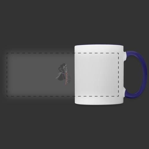Samurai (Digital Print) - Panoramic Mug