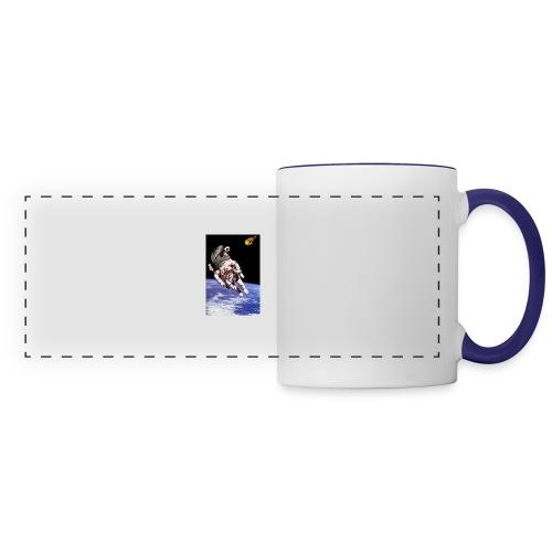 how dinos died - Panoramic Mug