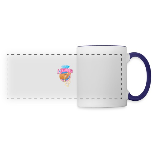 JJ Logo - Panoramic Mug