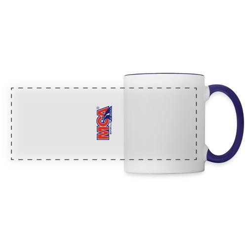 MCA Logo Iphone png - Panoramic Mug