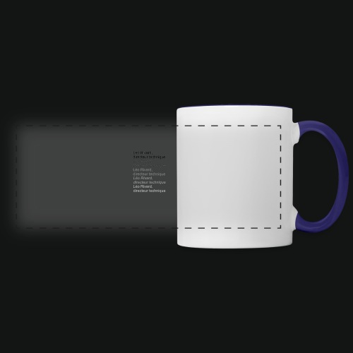 LEO TECHNICAL Rivard - Panoramic Mug