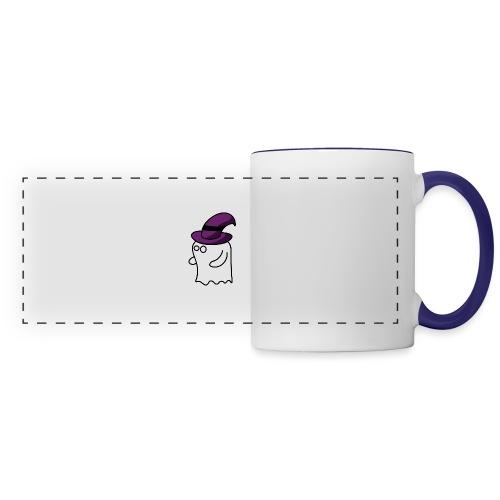Little Ghost - Panoramic Mug