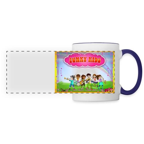 Funky Kids Garden - Panoramic Mug