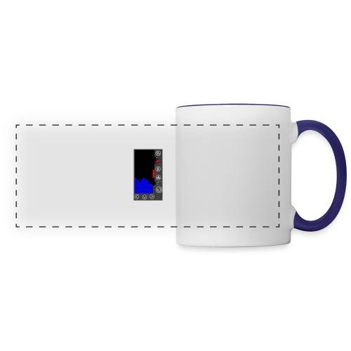 Lazy Eye Blocks - Play - Panoramic Mug