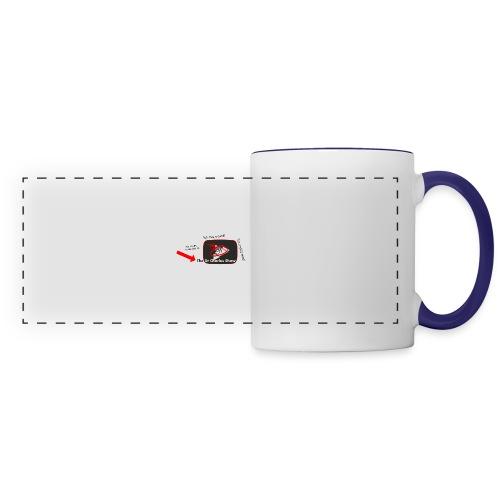 Mugs, Phone Cases, Buttons. Wooohooo! - Panoramic Mug