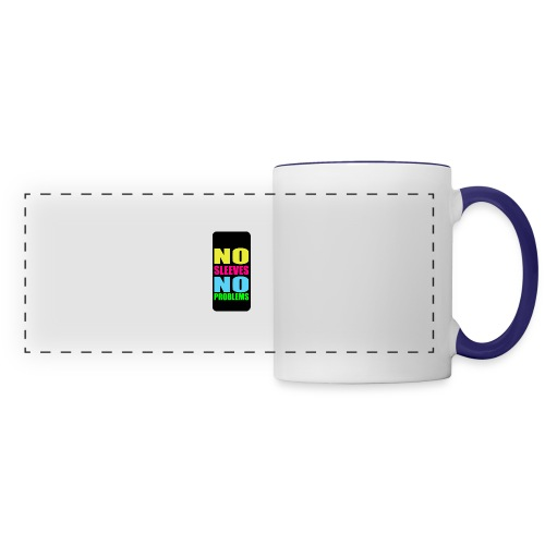 neonnosleevesiphone5 - Panoramic Mug
