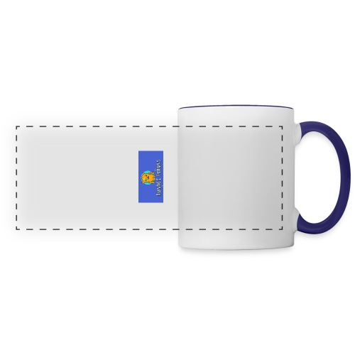 logo iphone5 - Panoramic Mug