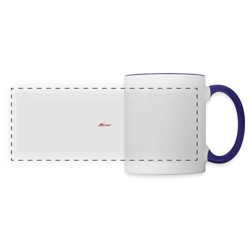 Brush style - Panoramic Mug
