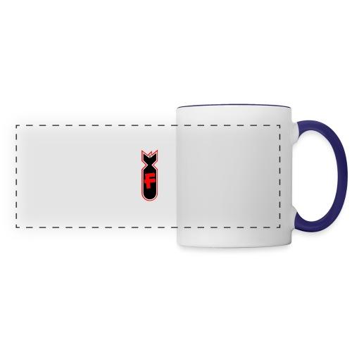 Character Crusade Fbomb - Panoramic Mug