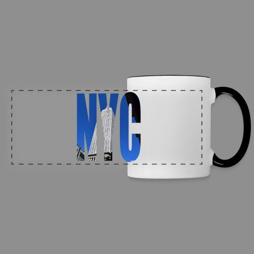 NYC - Panoramic Mug