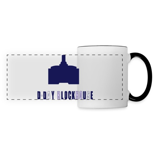 D-Day Blockhouse - Panoramic Mug