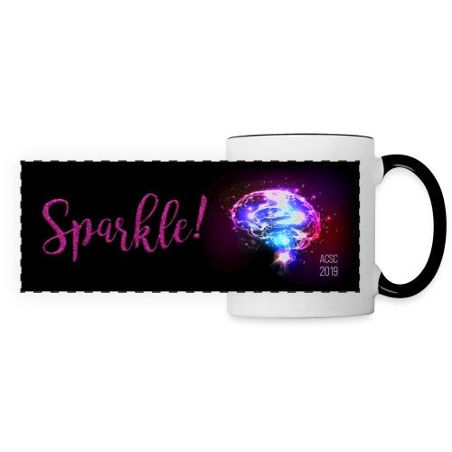 Extra Sparkle - Panoramic Mug