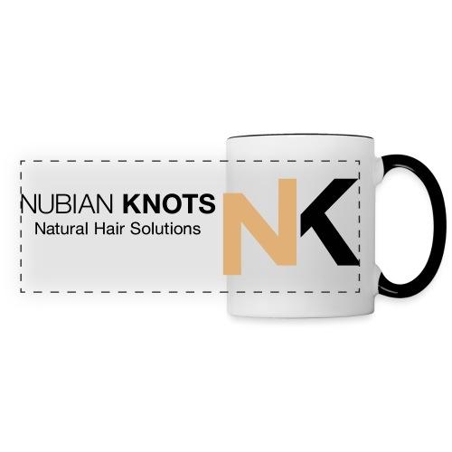 Nubian Knots - Panoramic Mug