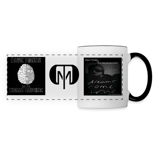 Dave Tonks Tshirt - Panoramic Mug
