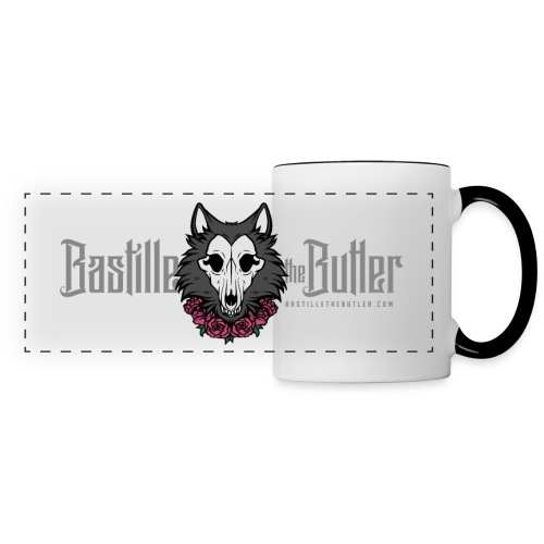 Bastille Horizontal Logo - Panoramic Mug