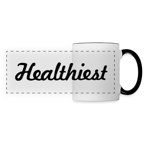 Sick Healthiest Sticker! - Panoramic Mug