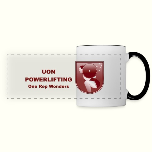 UNPC Slogan - Panoramic Mug