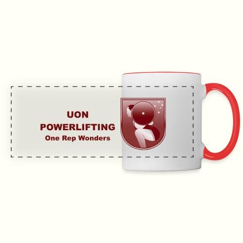 UNPC Slogan - Panoramic Mug