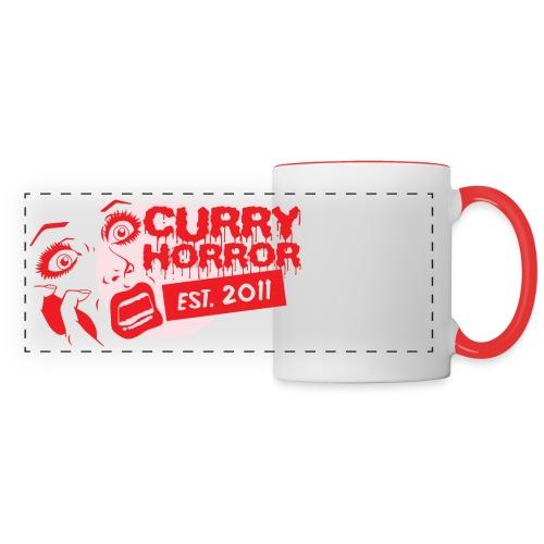 Curry Horror est. 2011 - Panoramic Mug