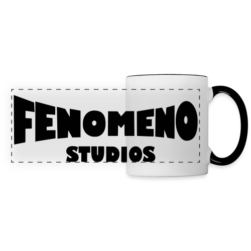 FENOMENO STUDIOS LOGO - Panoramic Mug