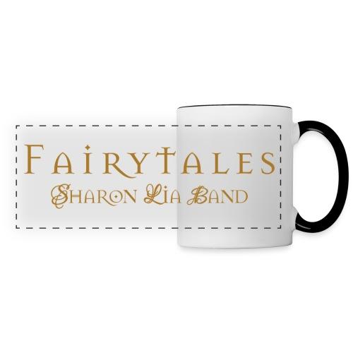 Fairy Tales Official Logo - Panoramic Mug