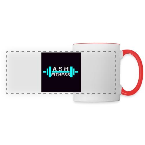 ASH FITNESS ACCESSORIES - Panoramic Mug