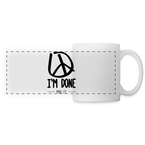 imdonepeace - Panoramic Mug