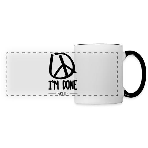 imdonepeace - Panoramic Mug