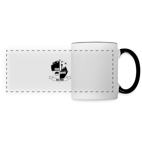 206geek podcast - Panoramic Mug