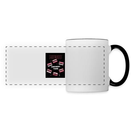 Music Ancient time - Panoramic Mug
