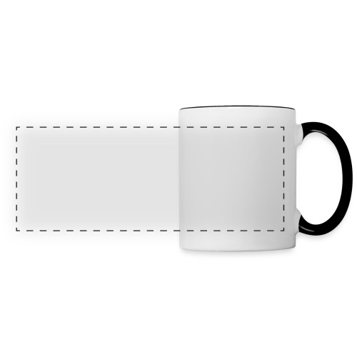 Rugby Im Just A Hooker - Panoramic Mug